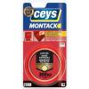 """Ceys Ragasztószalag, 2,5 m, CEYS, """"Montack XPress"""""""