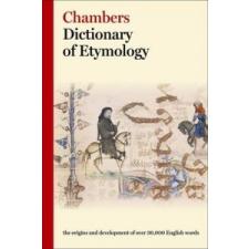 Chambers Dictionary of Etymology idegen nyelvű könyv