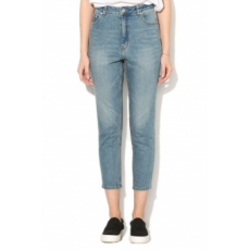 Cheap Monday , Donna magas derekú slim fit farmernadrág, Világoskék, W29-L30 (0446150-PENNY-BLUE-W29-L30)