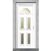 CHELSEA 4 Műanyag bejárati ajtó 90x210 cm