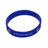 CHELSEA RUBBER CREST SINGLE WRISTBAND