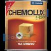 Chemolak Chemolux S-Klasik Oldószeres Vékonylazúr  (Fenyőzöld) - 0,75 L.