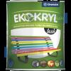 Chemolak Ekokryl Univerzális Fényes Akrilfesték v2062 (Citromsárga) - 0,6 L.