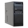 Chieftec LIBRA LG-01B-OP (táp nélküli) microATX ház fekete