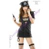 Chilirose rendőrnő jelmez - L/XL