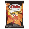 CHIO Tortillas chilis kukoricasnack 125 g