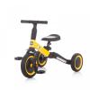 Chipolino Smarty 2 az 1-ben tricikli és futóbicikli - sárga