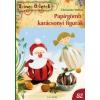 Christiane Steffan Papírgömb karácsonyi figurák