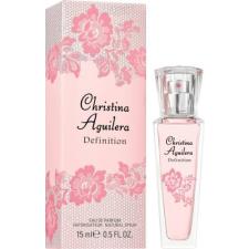 Christina Aguilera Definition EDP 15 ml parfüm és kölni