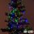 Christmas Planet Színes Karácsonyi Fényfüzér 48 LED