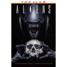 Christopher Sebela, Olivetti, Ariel Aliens vs. Predator: Tűz és kő – Aliens és Predator 3. regény