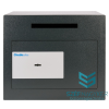 ChubbSafe Sigma 1 pénzbedobós széf kulcsos zárral