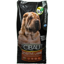 Cibau Sensitive Lamb Medium/Maxi (2 x 14 kg) 28kg kutyaeledel