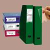 Címketartó zseb, 55x102 mm, öntapadó, 3L
