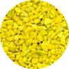 Citromsárga akvárium aljzatkavics (0.5-1 mm) 5 kg