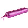 Clairefontaine bőr tolltartó 4x2,5x19,5 cm, slim, pink