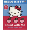 Clarissa Allan Count with Me - My First Sticker Book - Hello Kitty