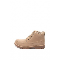 Clarks , Comet Moon bőrbakancs, Bézs, 34 EU (COMET-MOON-SAND-LEATHER-G-34)