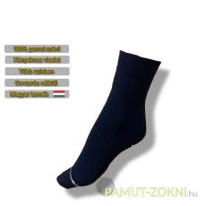 Classic pamut zokni - kék 29-30