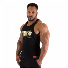 CLASSIC TANK TOP (BLACK/GOLD) [S]