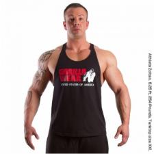 CLASSIC TANK TOP (BLACK) [XXXL] férfi edzőruha