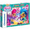 Clementoni Clementoni: Shimmer és Shine 60 darabos SuperColor puzzle