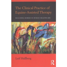 Clinical Practice of Equine-Assisted Therapy – HALLBERG idegen nyelvű könyv