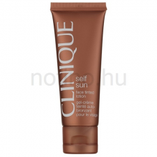 Clinique Self Sun színező tej az arcra + minden rendeléshez ajándék. naptej, napolaj