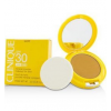 Clinique Sun SPF 30 Mineral Powder Makeup For Face bronzed