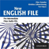 Clive Oxenden, Christina Latham-Koenig, Paul Seligson NEW ENGLISH FILE PRE-INTERMEDIATE CD