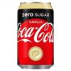 Coca-Cola Coca-cola zero vanilla 330 ml
