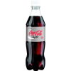 "Coca cola Üdítőital, szénsavas, 0,5 l, COCA COLA ""Coca Cola Light"""