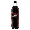 Coca cola Üdítőital szénsavas, 1,25 l, COCA COLA Coca Cola Zero KHI0571H
