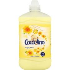 COCCOLINO Happy Yellow 1,8 l (72 mosás) tisztító- és takarítószer, higiénia