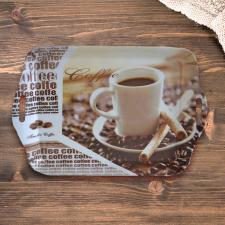 Coffe tálca, 34x23,5 cm konyhai eszköz