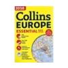 Collins Europe 2016 - Essential Road Atlas