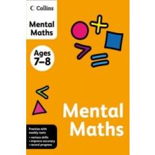 Collins Mental Maths idegen nyelvű könyv