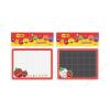 COLOKIT Tábla szett, táblamarkerrel, COLOKIT Board set, piros (FOCB05P)