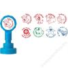 COLOP Bélyegző, motivációs, Sokat fejlődtél!, COLOP N43-kék, lila (IC18034305)