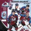 Colorado Avalanche naptár 2017