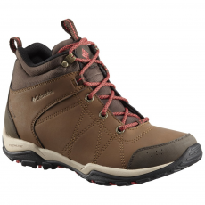 Columbia Fire Venture Mid Leather Waterproof túracipő - túrabakancs D