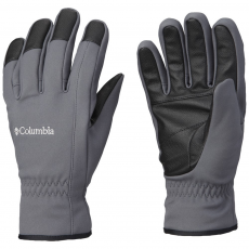 Columbia M Northport Insulated Softshell Glove Kesztyű D (1622821-p_053-Graphite)