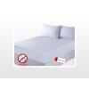 Comfort vízhatlan körgumis matracvédő 120x200 cm