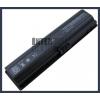 Compaq 441243-141 4400 mAh 6 cella fekete notebook/laptop akku/akkumulátor utángyártott