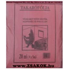Competent Takarófólia piros ragasztószalag és takarófólia