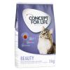 Concept for Life 400g Concept for Life Beauty Adult száraz macskatáp