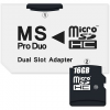 Connect IT MS PRO DUO 2 Micro SDHC
