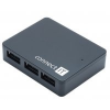 Connect IT SWIFT USB 3.0 Hub, 4 portos