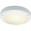 Conrad Kültéri fali lámpa, energiatakarékos fényforrás, fehér, E14, SLV Bulan 229071