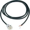 Conrad Tápkábel a DELF C Pro dekor világításhoz, egyszínű, SLV 631470